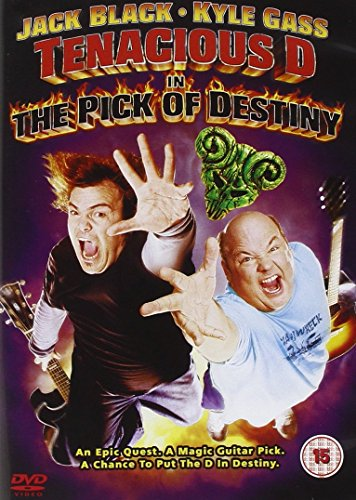 Tenacious D: The Pick Of Destiny [DVD] [UK Import]