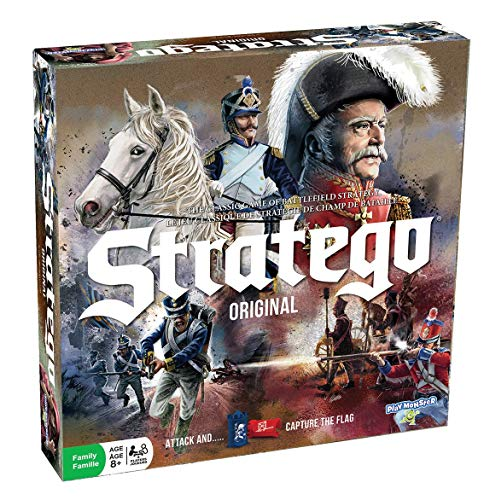 Stratego Original Game  New Update  Classic Pawns with No Stickers