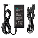 DTK Chargeur Adaptateur Secteur pour HP: 19.5V 2.31A 45W Connecteur: 4.5 * 3mm Alimentation pour Ordinateur Portable