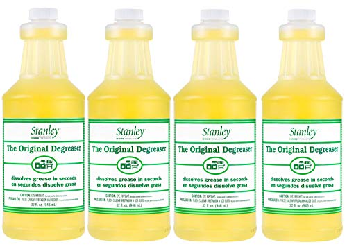 Stanley Home Products Original Degreaser - Removes Stubborn Grease & Grime - Powerful Multipurpose...