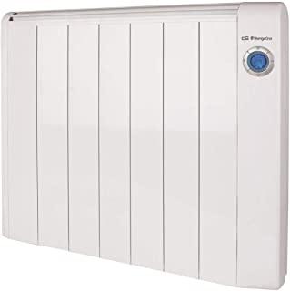 Orbegozo RRE 500 Color blanco 500W Radiador - Calefactor (Radiador, Pared, Color blanco, Giratorio, 500 W, 500 W)