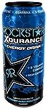 Rockstar X Durance Bebida Energética Sabor Arándano - 500 ml