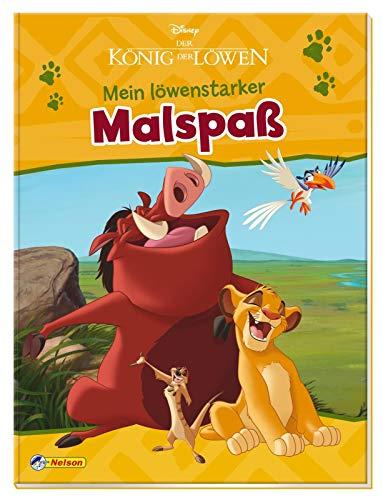König der Löwen: Mein löwenstarker Malspaß (Disney: Der König der Löwen)