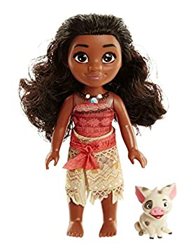 Disney Moana Petite Adventure Doll with Pua 99554-CA-4