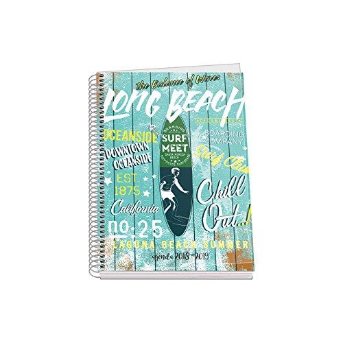 Dohe 10989 - Agenda escolar semana vista Long Beach
