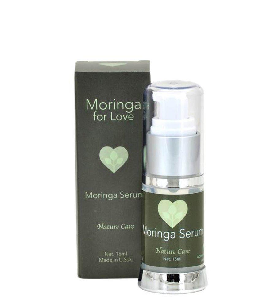 Moringa for excellence Love Oil Serum Facial - Max 61% OFF 15ml