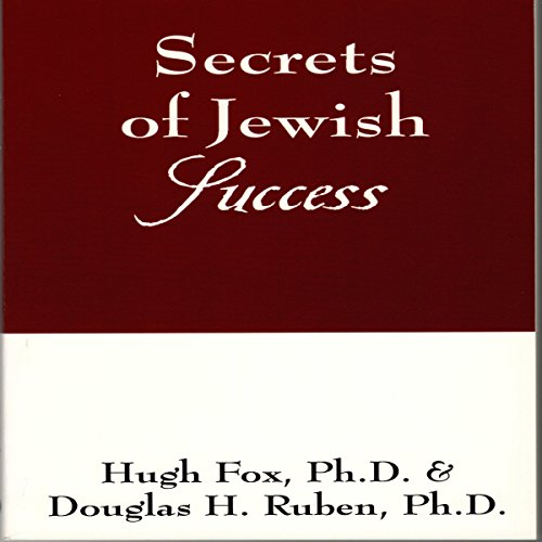 Secrets of Jewish Success cover art
