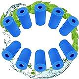 AGVEA Esponja de filtro para filtro de piscina Intex A, espuma de filtro, filtro de espuma, reutilizable y lavable para cartuchos de espuma Intex, 4 unidades