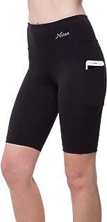 Yoga Shorts for Women High Waist Tummy Control Short Leggings Best Workout Cotton Yoga Pants 9