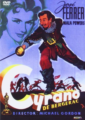 Cyrano De Bergerac (Import Dvd) (2014) Jose Ferrer; Michael Gordon