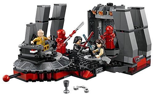 La Salle du Trône de Snoke LEGO Star Wars 75216 - 492 Pièces - 5