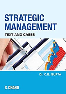 Strategic Management (Text and Cases)