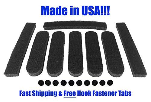 Best Deals Replacement Universal Foam Pads Kit 5/16' Giro and Bell Bike Cycling Helmet