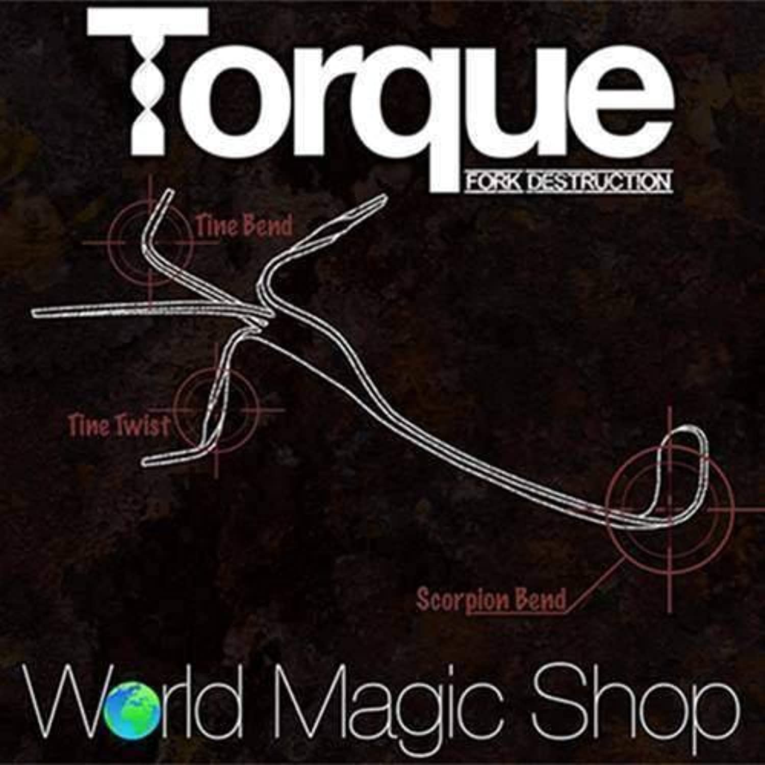 SOLOMAGIA Torque Torque Torque (Gimmick and Online Instructions) by