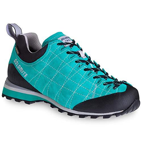 DOLOMITE Zapato WS Diagonal GTX, Unisex Adulto, Lagoon Green