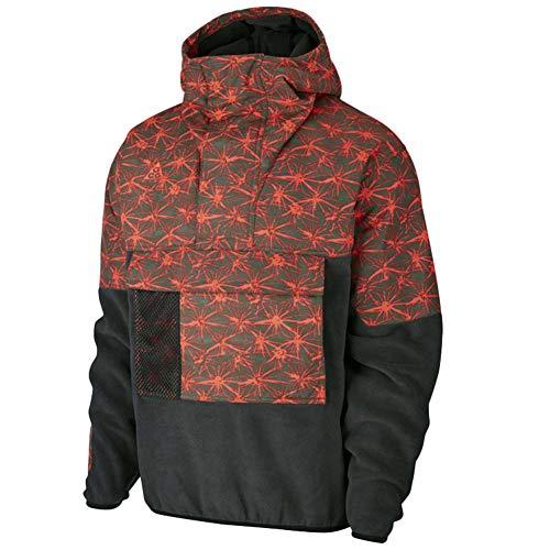 Nike ACG Men's Fleece Anorak Jackets CK3106-010 Size L