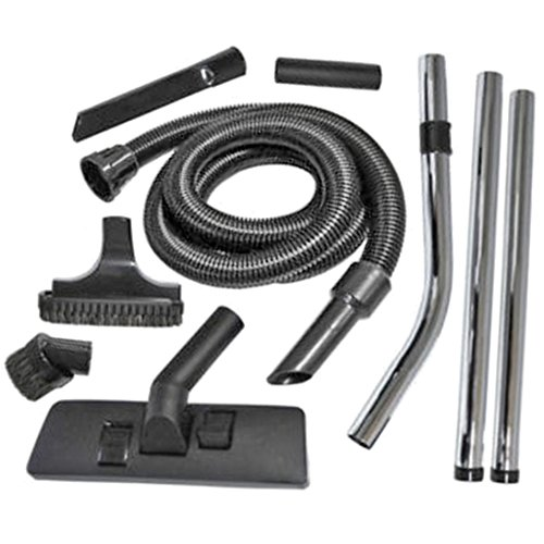 SPARES2GO Complete (1.8m / 32mm) Hoover Hose Tool Brush Kit for Numatic Henry, James, Edward & Basil Vacuum Cleaners