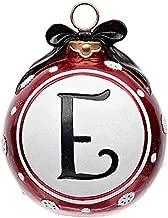 Best monogram letter ornaments Reviews