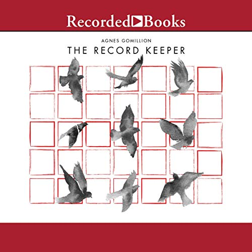 Couverture de The Record Keeper