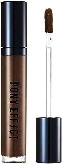 PONY EFFECT Metallic Matte Lip Color #Possessed 5.5g, 0.2 Ounces, Long-lasting lip gloss, Shimmering colors, Highlight lips, Moisturizing lipstick, Sensational bronze