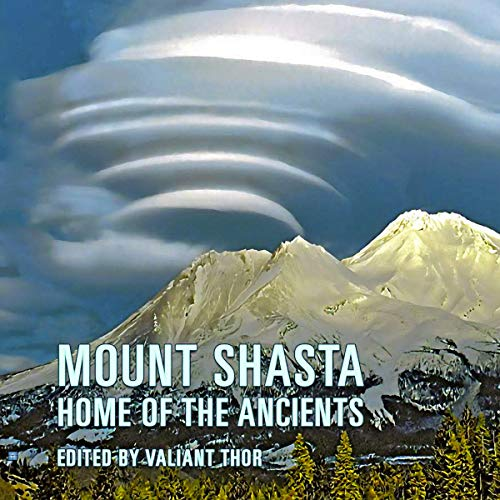 Mount Shasta audiobook cover art