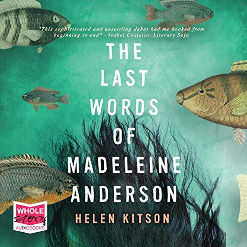 Couverture de The Last Words of Madeleine Anderson