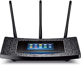 Tp-Link Ac1900 Touch Screen Wi-Fi Gigabit Router -Touch P5