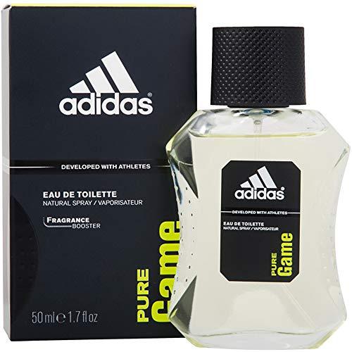 Adidas Pure Game Eau de Toilette Spray pour Lui, 50 ml