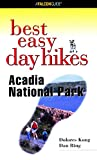 Kong Easy Day Hikes Acadia