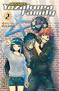 Mission - Yozakura Family Edition simple Tome 2