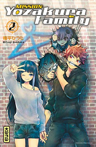 Mission - Yozakura Family Edition simple Tome 2
