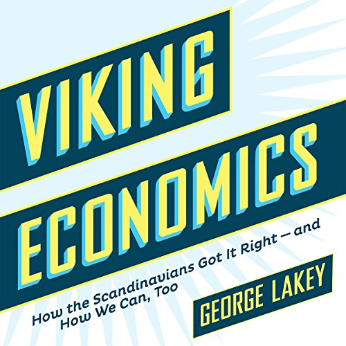 Viking Economics: audiobook cover art