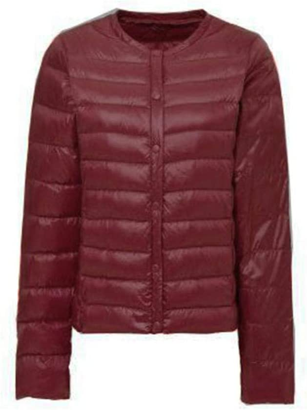 YUQIBXC Warm and Comfortable Women Ranking TOP12 40% OFF Cheap Sale Down Winter Lightweigh Jacket