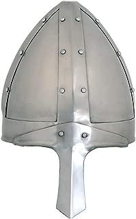norman medieval helmet