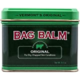Vermont's Original Bag Balm for Dry Chapped Skin Conditions 8 Ounce Tin