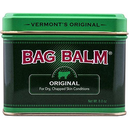 Vermonts Original Bag Balm Moisturizing & Softening Ointment - Original - 8oz Tin