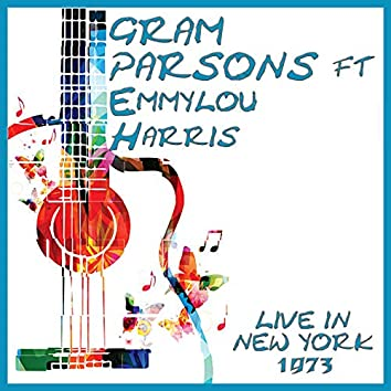Live in New York 1973 (Live)