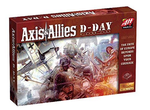 Axis & Allies D-Day Game