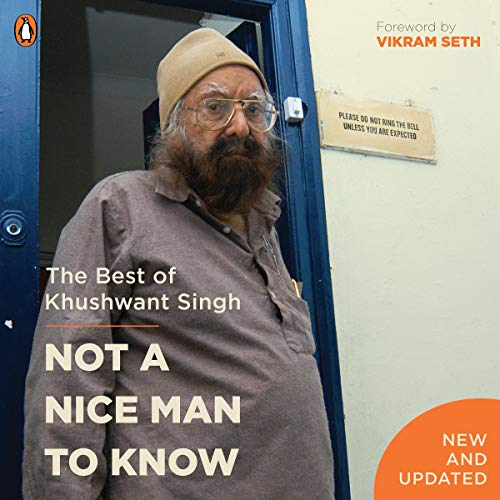 Not a Nice Man to Know cover art