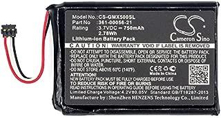CS Battery for Garmin DriveLuxe 50 LMTHD 010-01531-00 GPS Navigator 1 TOOLSKITS