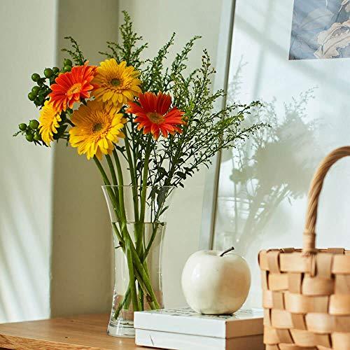 ガーベラの花束セット [イイハナ・ドットコム] フラワーベース(花瓶)付き インテリア ワーギフト