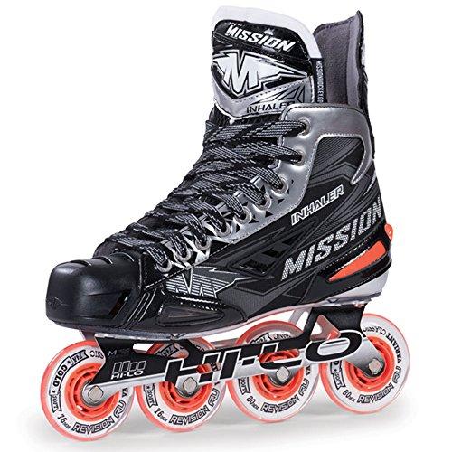 Mission Inhaler Inline-Skates für Hockey-Hockey-Schlittschuhe