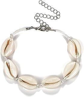 1dfd01050d23 Amazon.es: Collar De Conchas - Pulseras / Mujer: Joyería