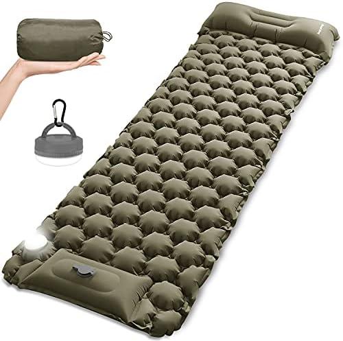 Top 10 Best camping sleep pad Reviews