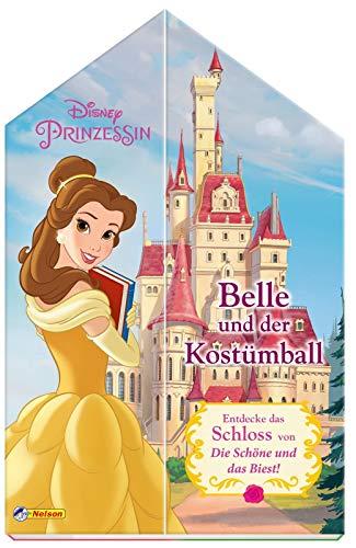 """Disney Prinzessin: Belle und der Kostümball: Entdecke das Schloss von """"Die Schöne und das Biest""""!"""