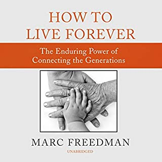 How to Live Forever audiobook cover art