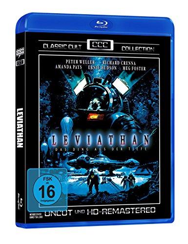 Leviathan - Classic Cult Edition [Blu-ray]