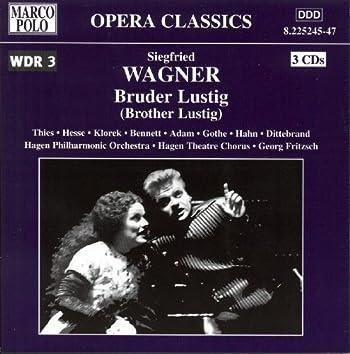 Wagner, S.: Bruder Lustig