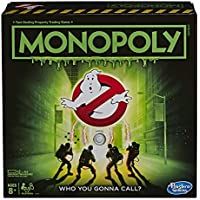 Hasbro Ghostbusters Edition Monopoly Board Game
