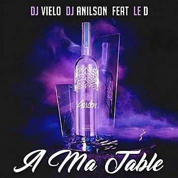 A ma table (Original version)